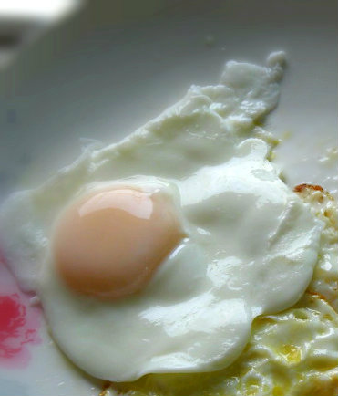 Water Fried Egg