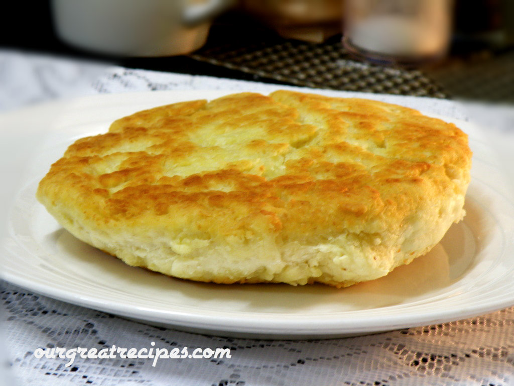 Fried Bannock Recipe