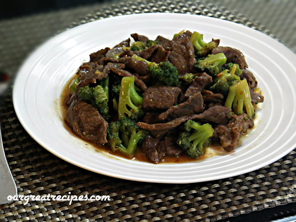 beef with broccoli
