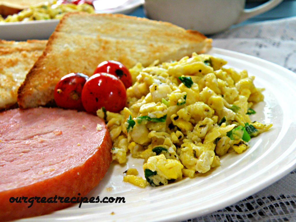 Great Scrambled Eggs